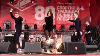 """Бьянка - """"Были танцы"""" (80 лет клубу Спартак)"""