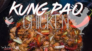 The Best Kung Pao Chicken | SAM THE COOKING GUY 4K