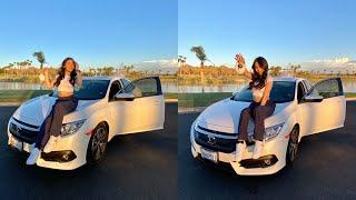 Buying My First Car At 17 🥰