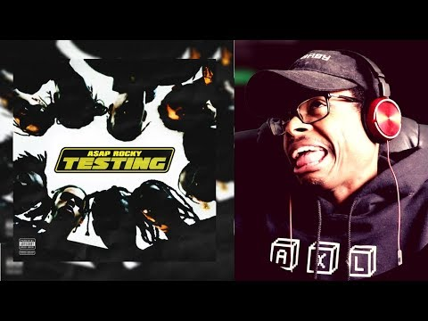 Was This Bad?   ASAP Rocky- Testing (Full Album Review/Reaction)