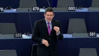 Képviselői felszólalás – 2018.10.03. Strasbourg