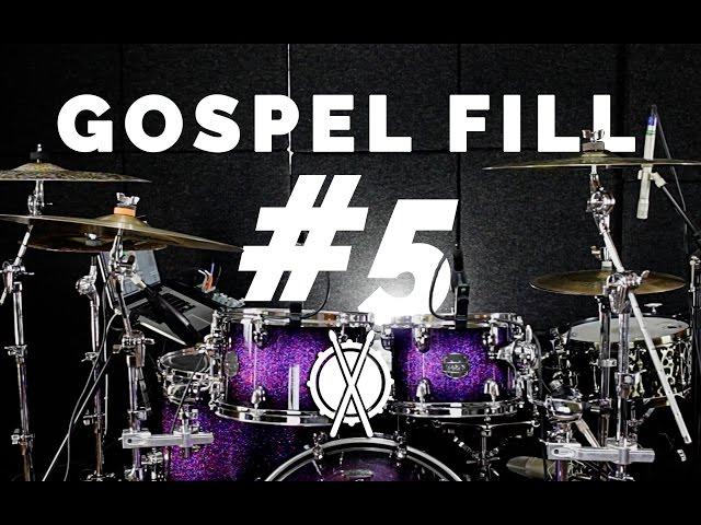 Gospel Fill #5 // Daniel Bernard