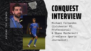 Michael Fernandes Interview With Shane Macdermott
