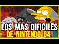 Los Juegos M s Dif ciles De Nintendo 64 Parte 1 Top 10