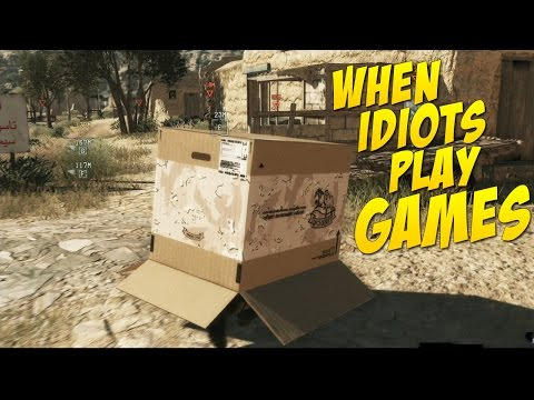 Boxes Will Save Us! (When Idiots Play Games #7)