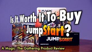 MTG - Is It Worth It To Buy JumpStart? Magic: The Gatherings New Set