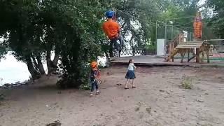 Мотузковий парк Оболонь