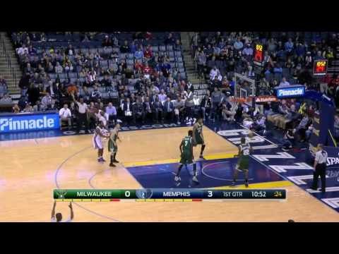 Vince Carter Perfect From The Field!