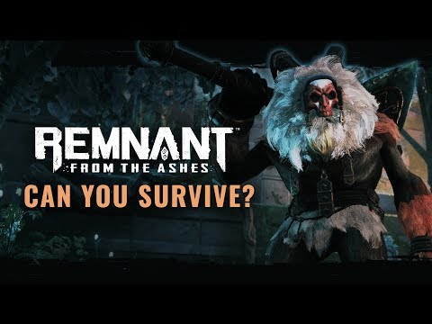 """Remnant: From the Ashes Trailer - """"Can You Survive?"""""""