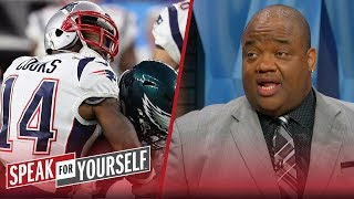 Jason Whitlock: 'NFL is making an enormous mistake' with new helmet rule | NFL | SPEAK FOR YOURSELF