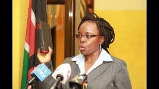 Margaret Nyakang'o takes over budget office - VIDEO