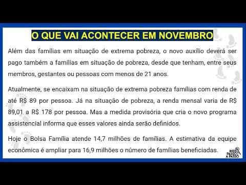Utilidade Publicas Auxilio Brasil Veja Como Receber 400,00 Reais No Programa