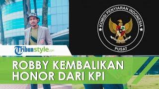 Soal Kasus Perundungan dan Pelecehan di KPI, Robby Purba Ambil Sikap Kembalikan Honor ke Masyarakat