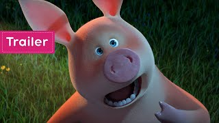 Masha and the Bear 🐷👶 New Kids on the Block! 👶🐷  (Trailer) - New cartoon episode