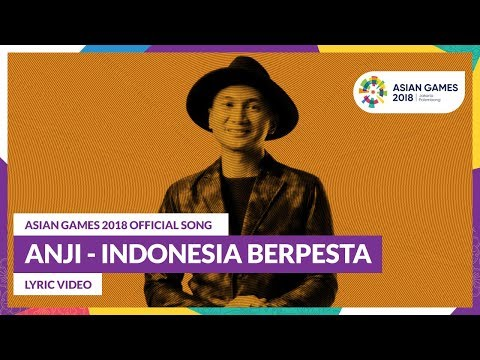 Download Lagu Anji Indonesia Berpesta