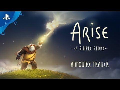 Trailer de Arise: A Simple Story