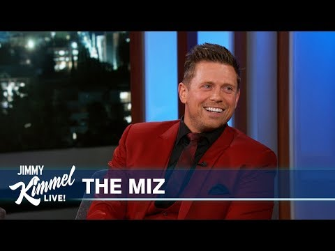 The Miz Is Not a Villain Anymore