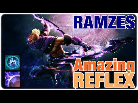 RAZMES666 Anti-Mage Pro Carry LINKEN + COUNTERSPELL Amazing Reflex Dota 2 7.21