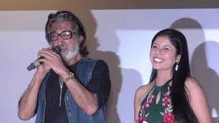 Krushna Abhishek ,Yuvika Chaudhary, Aaman Trikha at mahurat with song recording of film Time Nahi Hai
