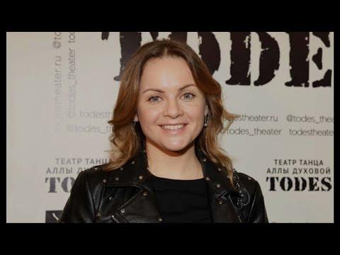 Округлившаяся Проскурякова сделала заявление о беременности