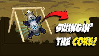Why can't you swing? (Swinging the Core) - Forts RTS [70]