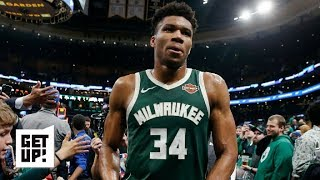Where does The Greek Freak rank among the best players in the NBA? | Get Up!