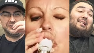 Eating SAND, PAINT and MATTRESSES! CRAZY eating addictions •
