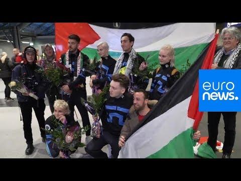 العرب اليوم - شاهد: الفرقة الأيسلندية