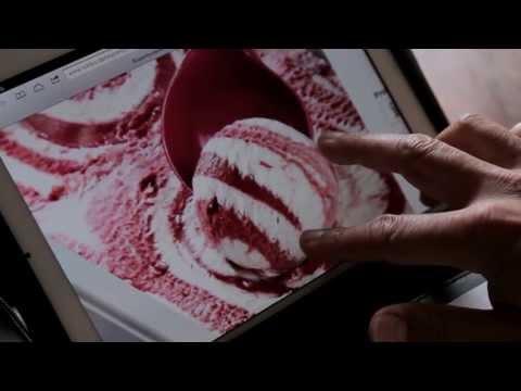 Tchibo ideas: Der Eisportionierer von Designer Simon Michel