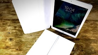 Neues iPad (2017) inklusive Schutzcase - Unboxing [DEUTSCH] | Folge 1/2