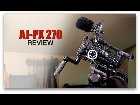 Panasonic AJ-PX270 Review