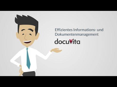 Effizientes Informations- und Dokumentenmanagement mit docuvita