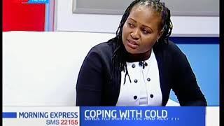 Morning Express-Dindi: Cold is an asthmatic trigger