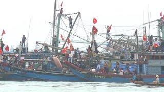 Tin Tức 24h: Phát hiện 1 thi thể ở khu vực tàu Hải Thành 26 bị chìm