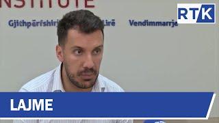 RTK3 Lajmet e orës 12:00 12.08.2019