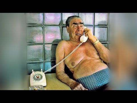 Брежнев. Сделано в СССР. / Brezhnev. Made in USSR.