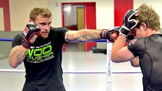 Lutte pour MMA : Direct, swing & takedown