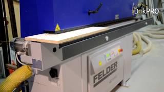 Раскрой листовых материалов ЛДСП, МДФ, ДСП, кромление и присадка