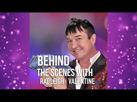 Behind the Scenes with Radleigh Valentine   Certified Angel Tarot ...