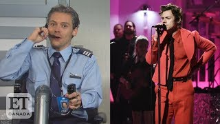 Best Moments From Harry Styles' 'SNL' Takeover