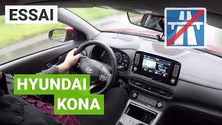 Essai Hyundai Kona 64 kWh : Bordeaux – Marseille
