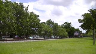 FEC Freight Train 1177