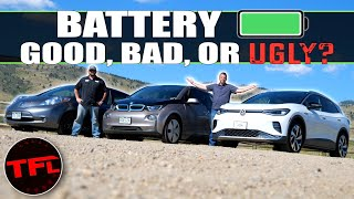 The Worst Part of Buying a Used EV is The Battery - Here's How To NOT Get Taken (Sponsored)