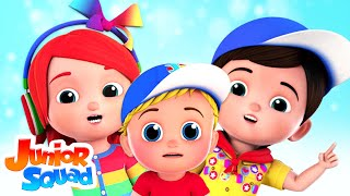 No No Song | Best Nursery Rhymes With Lyrics and Action | Kids Songs
