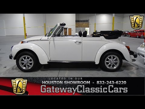 Video of 1978 Super Beetle located in Houston Texas - $17,595.00 - LGSK