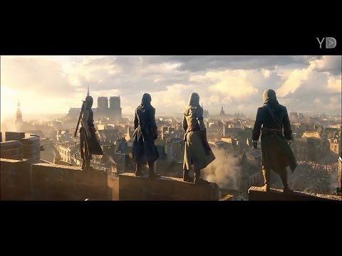 Assassin's Creed Unity - My Demons (Starset)