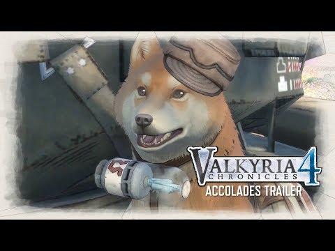 Valkyria Chronicles 4 | Accolades Trailer