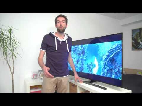 Getestet von EURONICS - Samsung Curved UHD TV UE55JU6750
