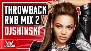 2000s Throwback RnB Mix 2 – Dj Shinski [Usher, Beyonce, Neyo, Mary J Blidge, Rihanna, Alicia keys