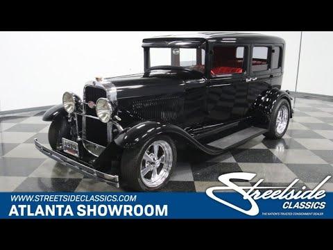 1929 Oldsmobile 4-Dr Sedan (CC-1388816) for sale in Lithia Springs, Georgia